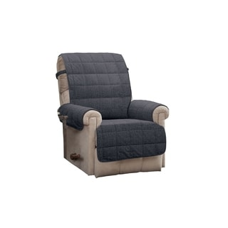 Innovative Textile Solutions Tyler Solid Recliner Furniture Protector