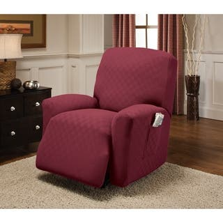 Buy Recliner Covers   Wing Chair Slipcovers Online at Overstock ... 83a2feca4