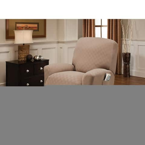 Stretch Newport Recliner Slipcover