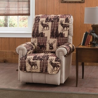 Woodlands Recliner Furniture Protector Slipcover