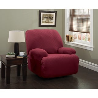 Stretch Sensations Stretch Newport Jumbo Recliner Slipcover