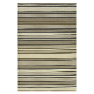 Kotter Home Stripes Indoor/Outdoor Mat (6' x 9')