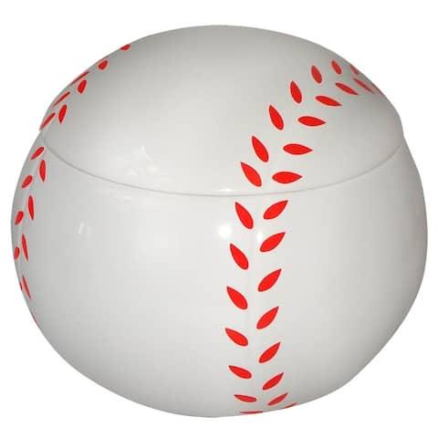 KitchenWorthy Baseball Cookie Jar