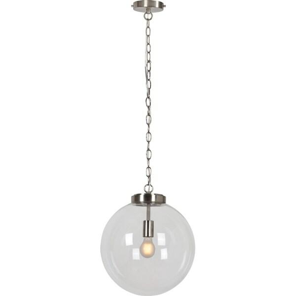 Renwil Rousseau Ceiling Fixture - Silver