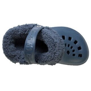 Hounds Toddlers' Fleece Clogs