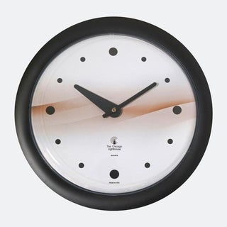 Chicago Lighthouse Waves 14 inch decorative wall clock