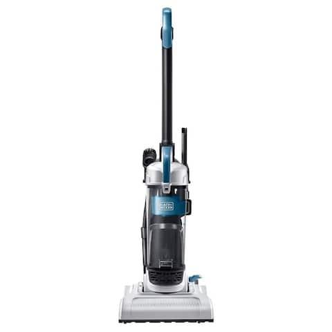 Black & Decker Lightweight Compact Upright Vacuum Aqua
