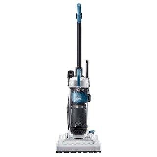 Black & Decker Lightweight Compact Upright Vacuum Aqua