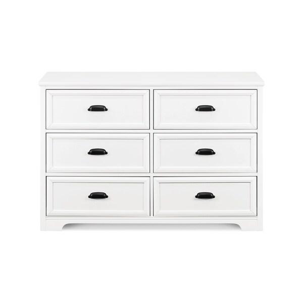 DaVinci Homestead 6-Drawer Dresser