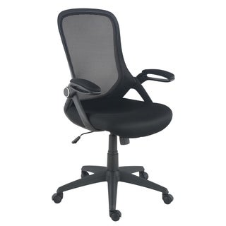 Poly and Bark Sadia Office Chair in Mesh