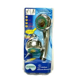 Chrome Personal Handheld Showerhead