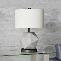 Kylo Geo Concrete Table Lamp