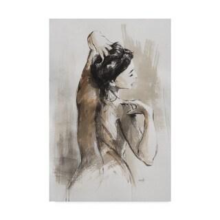 Steve Henderson 'Expression' Canvas Art