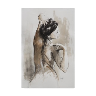 Steve Henderson 'Expression' Canvas Art