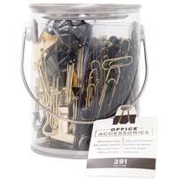 American Crafts Office Bucket Accessory Set 291/Pkg