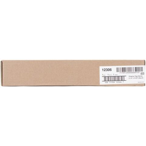 "Avery Manila Shipping Tags 5.25""X2.625"" 1000/Pkg"