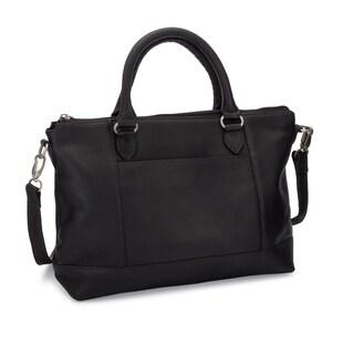 LeDonne Leather Lustiano Satchel Handbag
