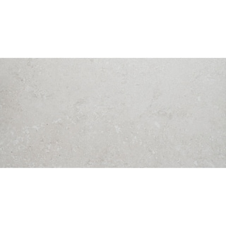 Blended Travertine Visual 12x24-inch Floor Tile in Ivory - 12x24