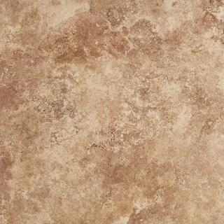 Shop Glazed Porcelain 20x20 Inch Stone Look Field Tile In