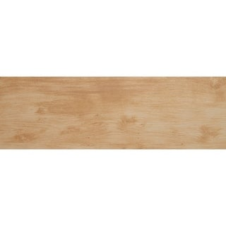 Sophisticated Wood Look 9x36-inch Porcelain Floor Tile in Summertree - 9x36