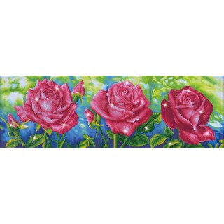 "Diamond Dotz Diamond Embroidery Facet Art Kit 35.5""13.75"""