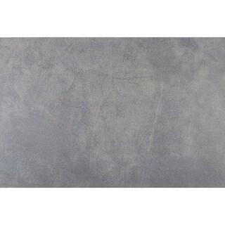 Porcelain Tile with a Concrete Visual 13x20-inch Field Tile in Titanium - 13x20