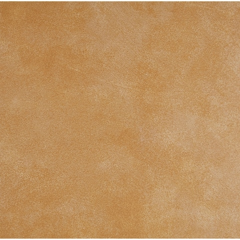 Porcelain Tile with a Concrete Visual 13x13-inch Field Tile in Gold - 13x13