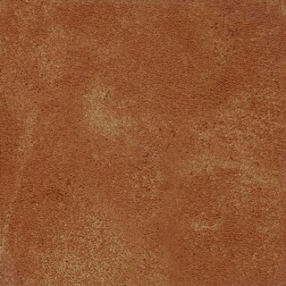 Porcelain Tile with a Concrete Visual 6-1/2x6-1/2-inch Field Tile in Rust - 6.5x6.5