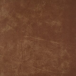 Porcelain Tile with a Concrete Visual 13x13-inch Field Tile in Rust - 13x13