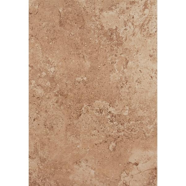 Shop Travertine Replica 10x14 Inch Ceramic Wall Tile In