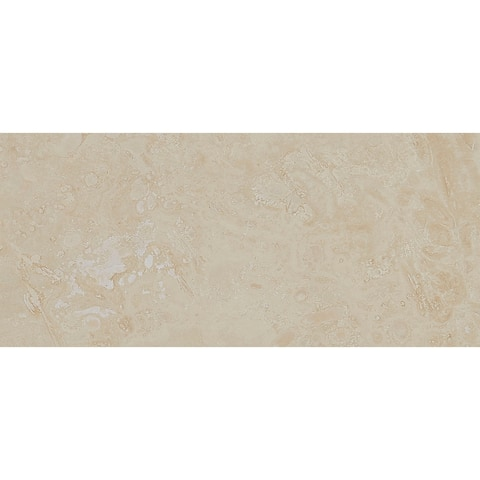 Travertine Stone Tile 3x6-inch Honed in Mediterranean Ivory - 3x6