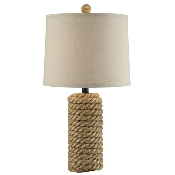 Rope Bolt 25.5-inch Table Lamp