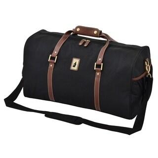 London Fog Paddington 21-inch Classic Duffel Bag