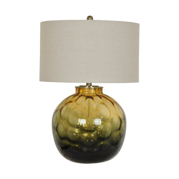 Tuscany Dark Green 27-inch Table Lamp