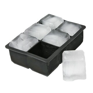 Vino Ninja 6 Compartment Giant Ice Cube Tray