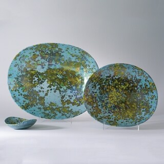 Galaxy Folded Bowl-Celestial-Med