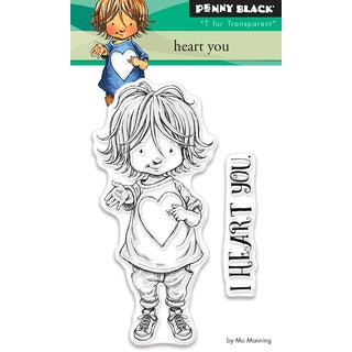 Penny Black Clear Stamps