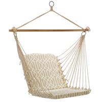 Castaway Cushioned Single Swing