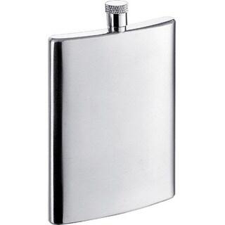 Visol Ultra Slim Stainless Steel Liquor Flask - 2 ounces