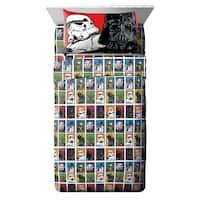 Star Wars Classic Full 4 Piece Sheet Set