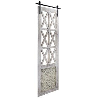 American Art Decor Decorative Hanging Window Door