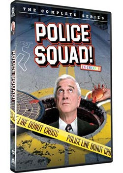 Police Squad: The Complete Series (DVD)