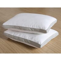 VCNY Home Mia Gussetted Single Sleeping Pillow - White
