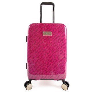 Juicy Couture Cassandra 21-Inch Hardside Spinner Suitcase