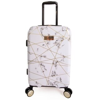 Juicy Couture Vivian 21-Inch Hardside Spinner Suitcase