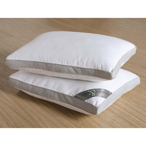 VCNY Home Mia Gussetted Sleeping Pillow Set