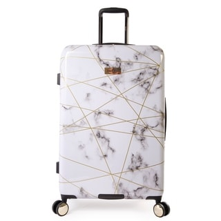 Link to Juicy Couture Vivian 29-inch Hardside Spinner Suitcase Similar Items in Wheeled & Checked Luggage