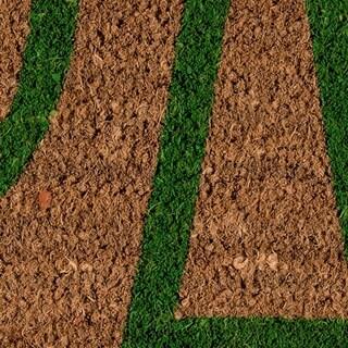 "Novogratz by Momeni Grass Natural Coir Doormat 1'6"" X 2'6"""