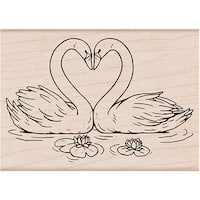 """Hero Arts Mounted Rubber Stamp 3.25""""X2.38"""""""