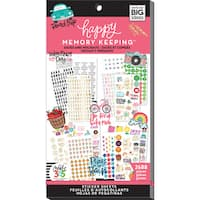 Happy Memory Keeping Sticker Value Pack